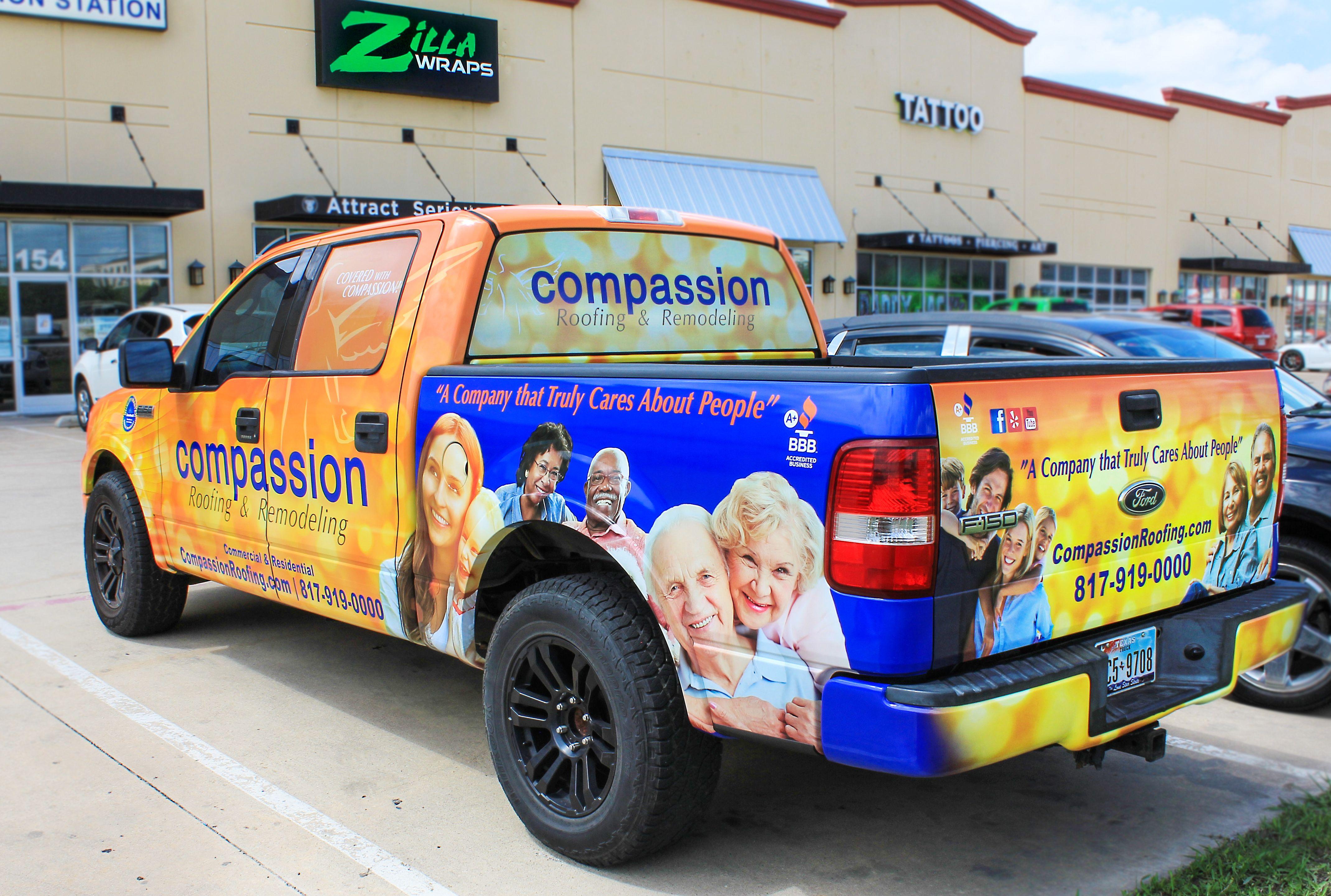 Full custom vinyl truck wrap for bulerson crossfit coach truck wraps pinterest vinyls coaches and trucks