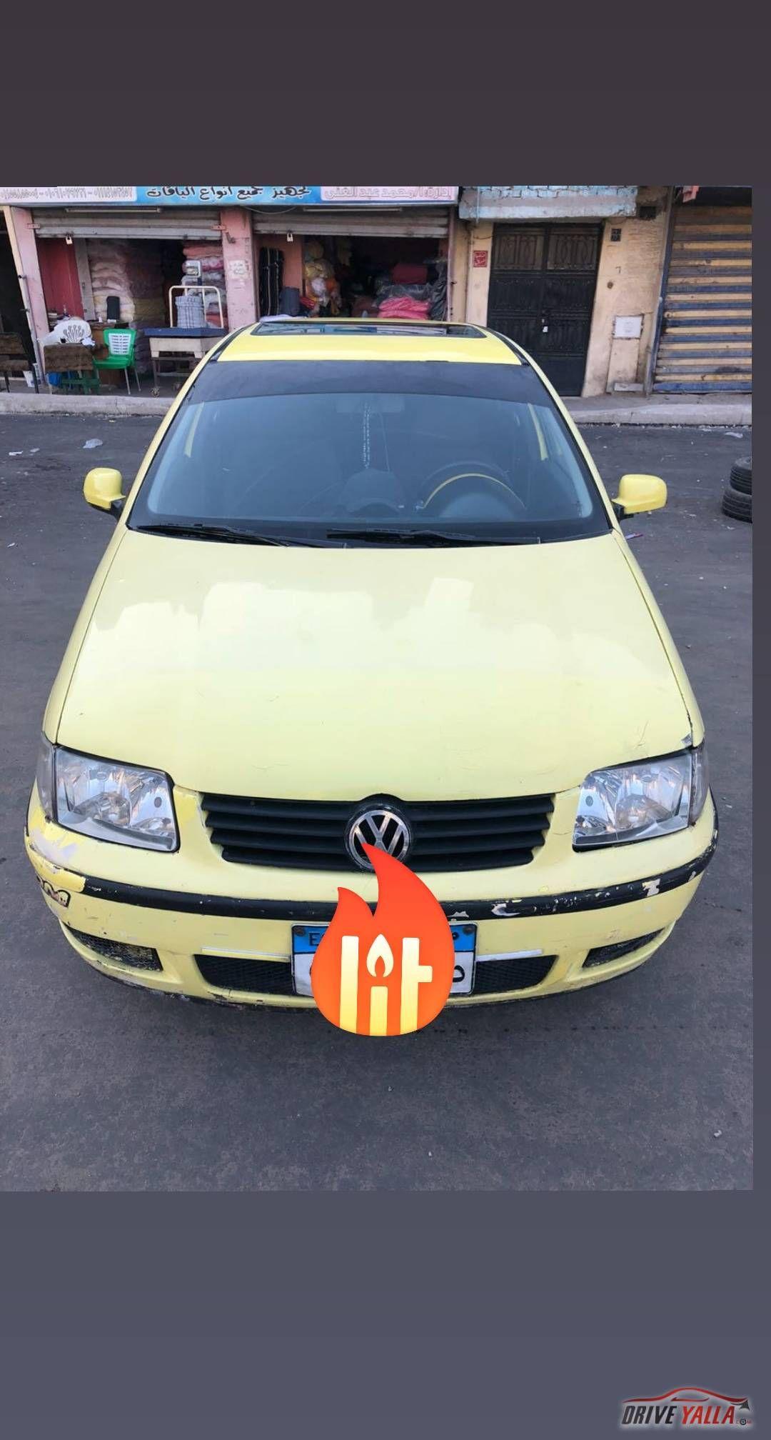 بولو 2001 Polo 2001 Car Vehicles