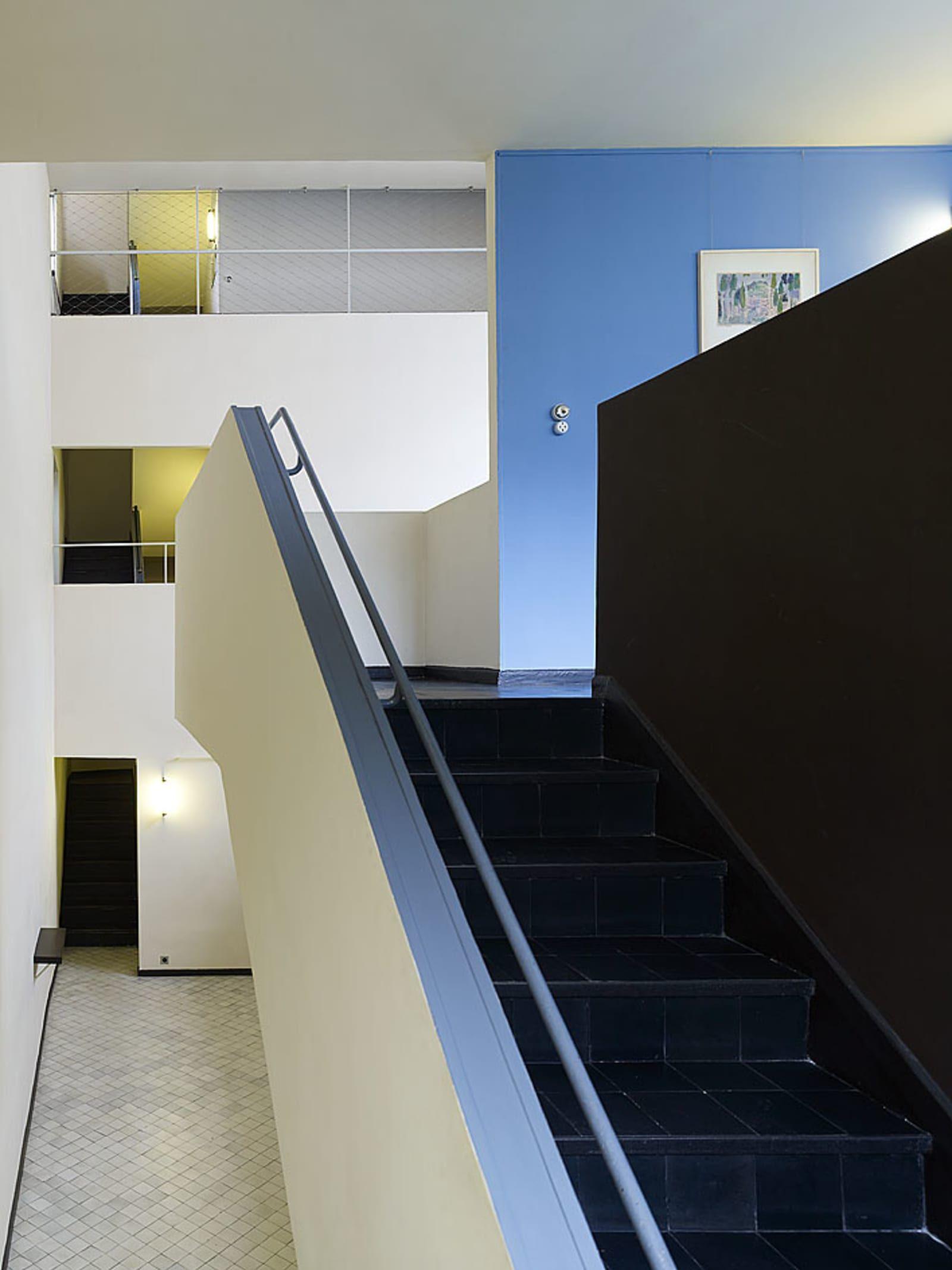Maison La Roche Corbusier Paris brunner sanina - architect - le corbusier - maison la roche