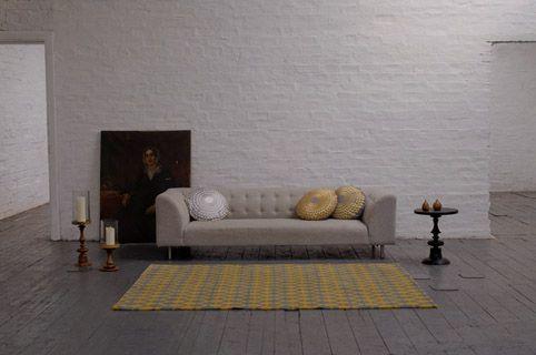 grey and gold, brick white wall