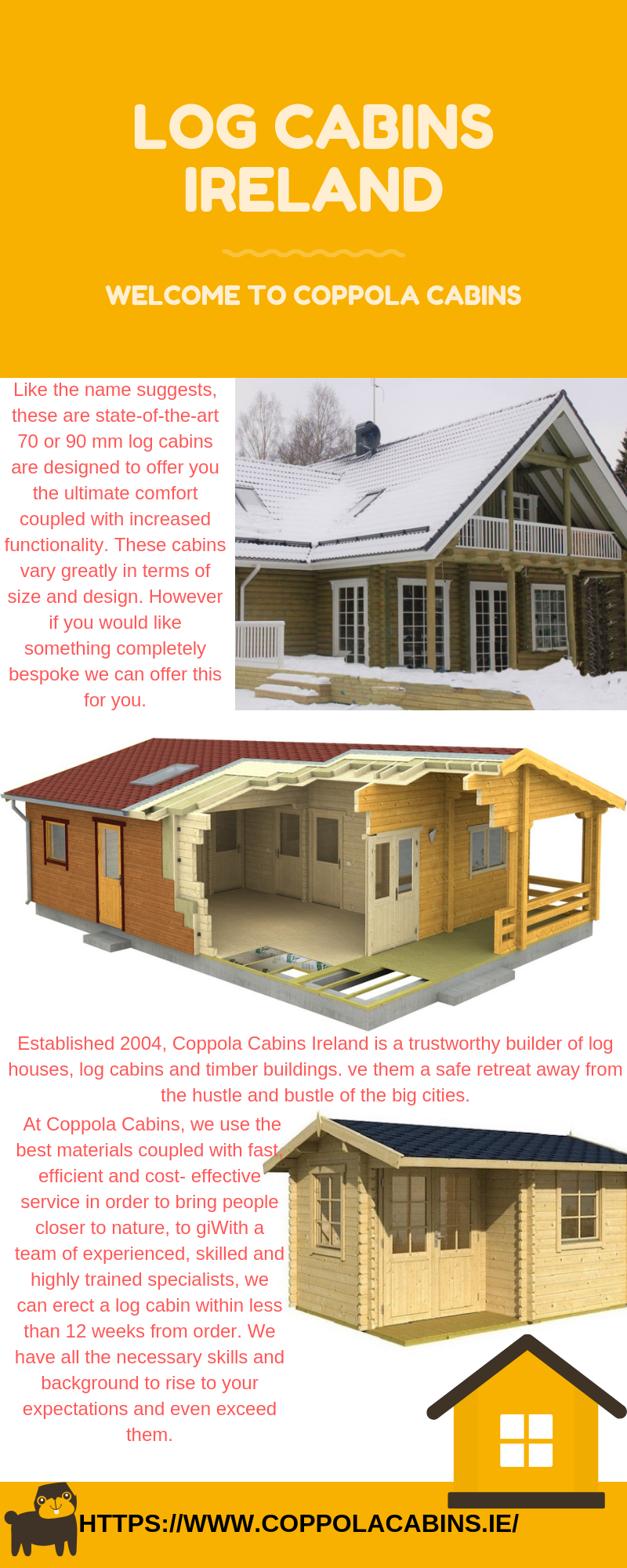 From Residential Range You Can Find Two Bedroom Log Cabin Three