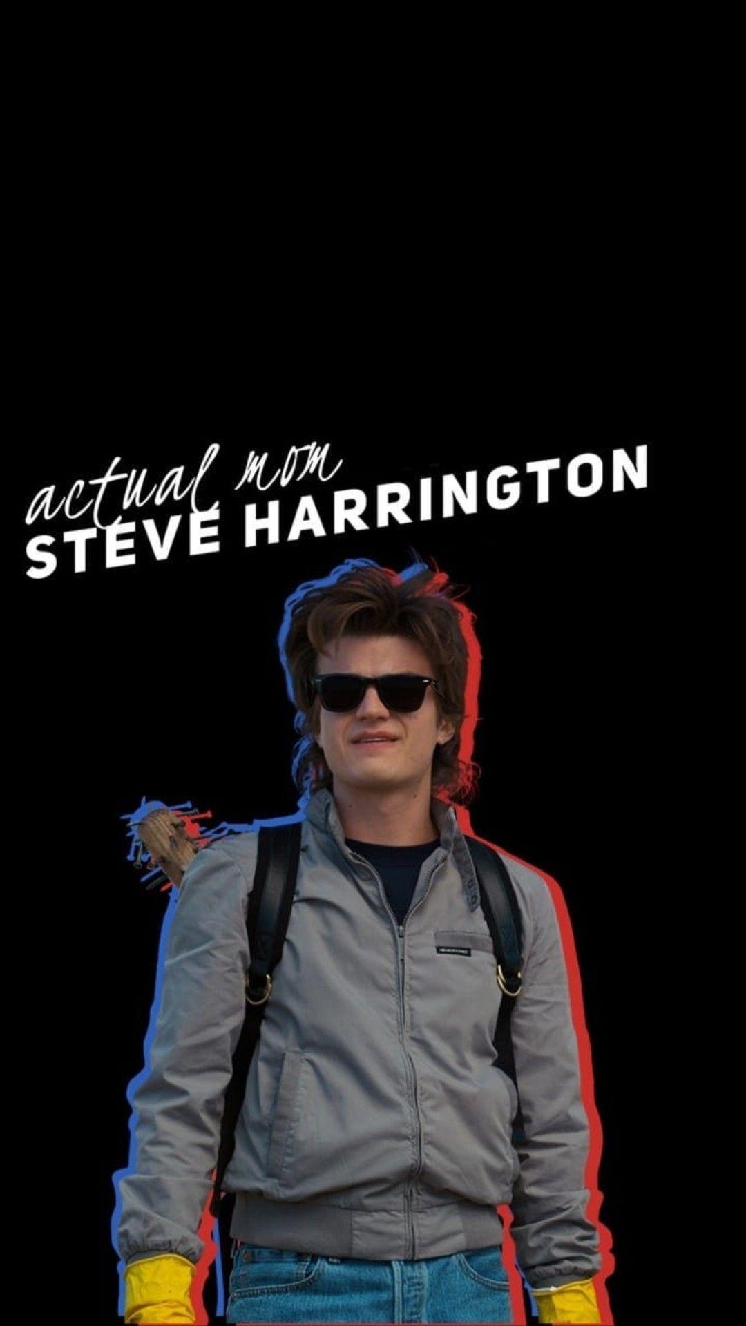 Actual Mom Steve Harrington In 2019 Stranger Things Steve