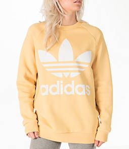 niña Nombre provisional cinturón  Pale Yellow | Adidas sweatshirt women, Fashion, Pretty outfits