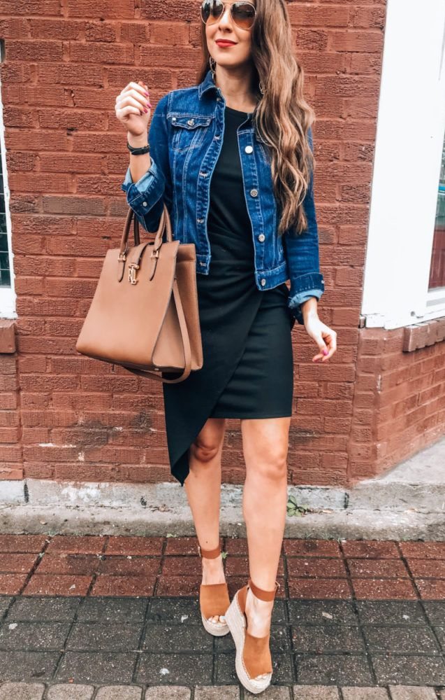 Must Have Classic Black Dress - Southern Sophistic