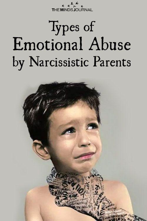 narzisstisches kind