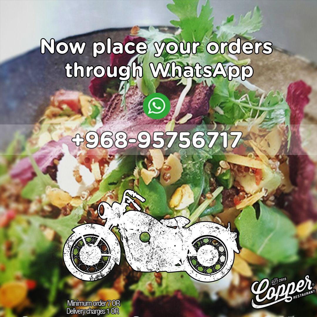 copperrestaurantmenu Copper restaurant, Menu restaurant