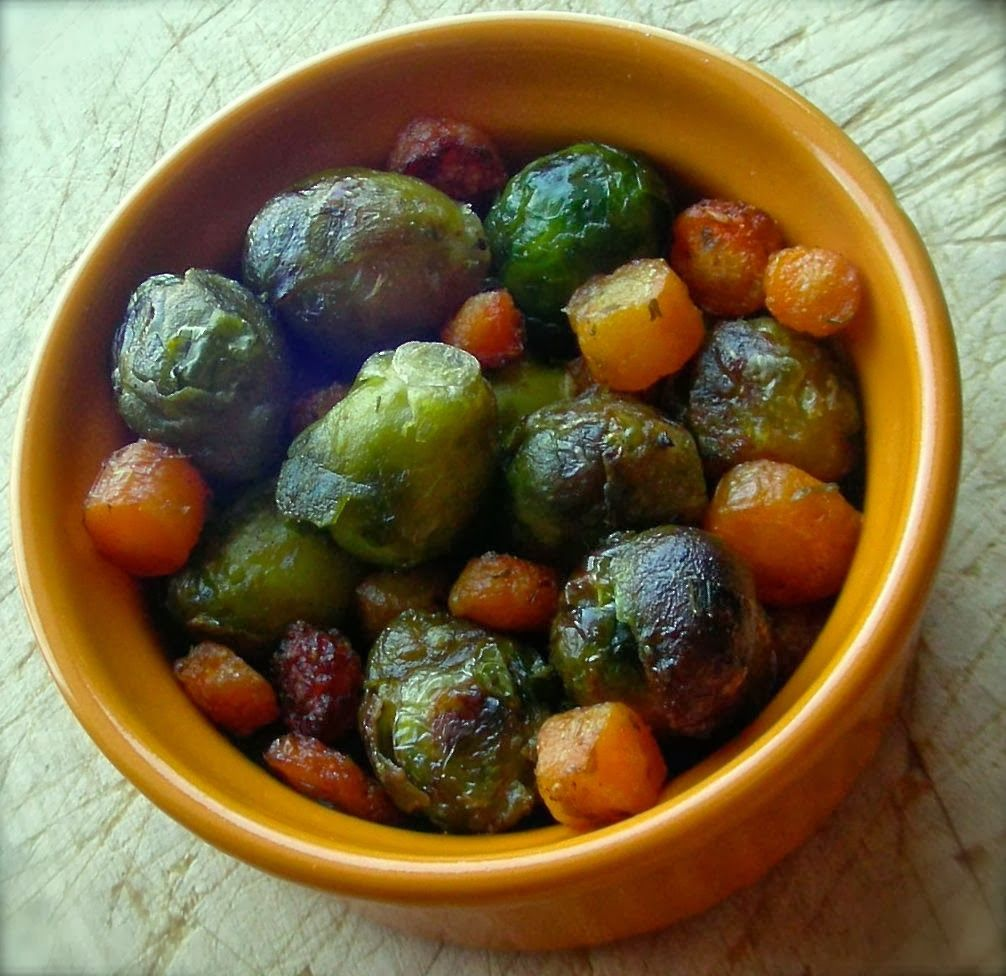 How to make frozen brussels sprouts taste good brussel