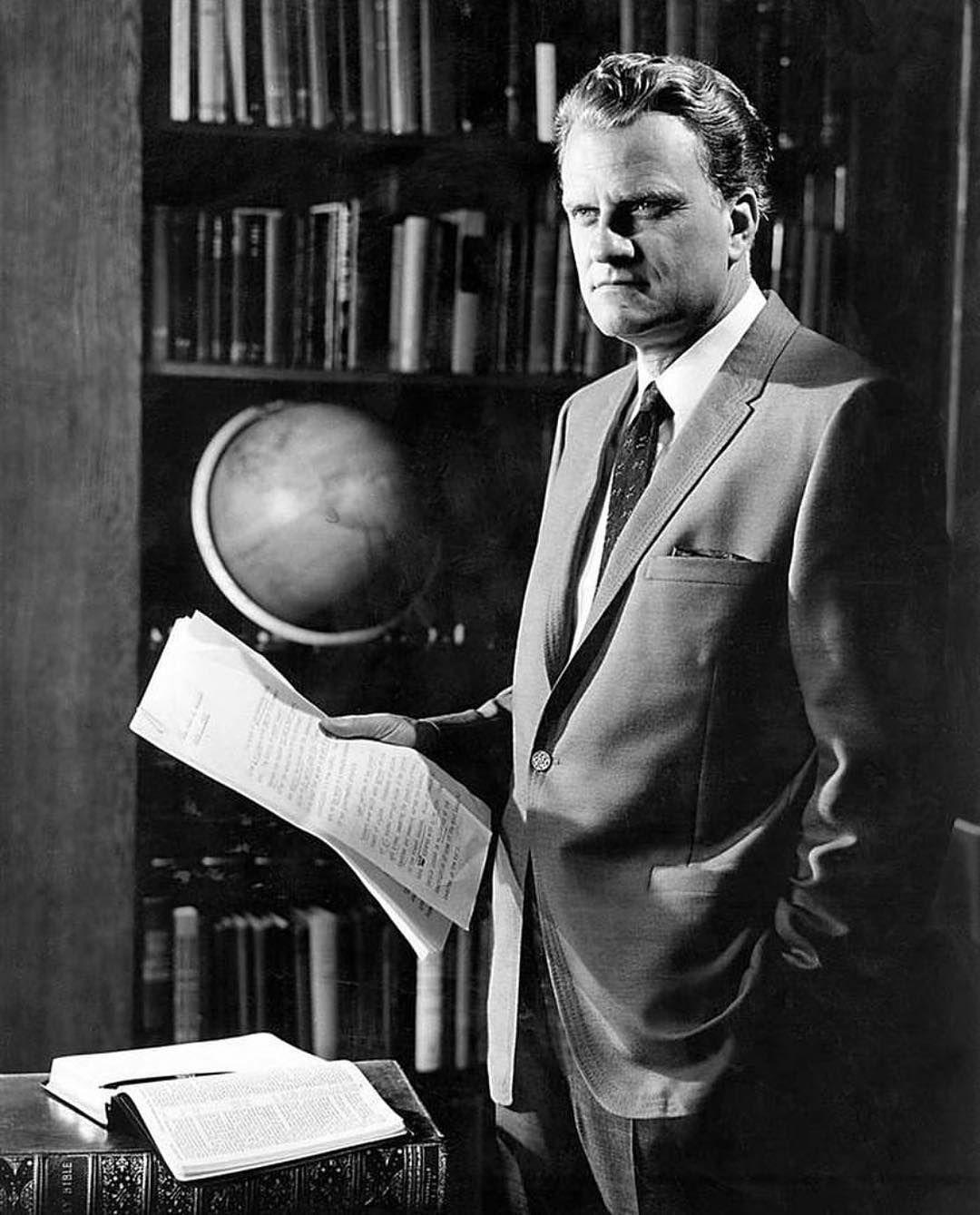 """Someday You Will Read Or Hear That Billy Graham Is Dead"