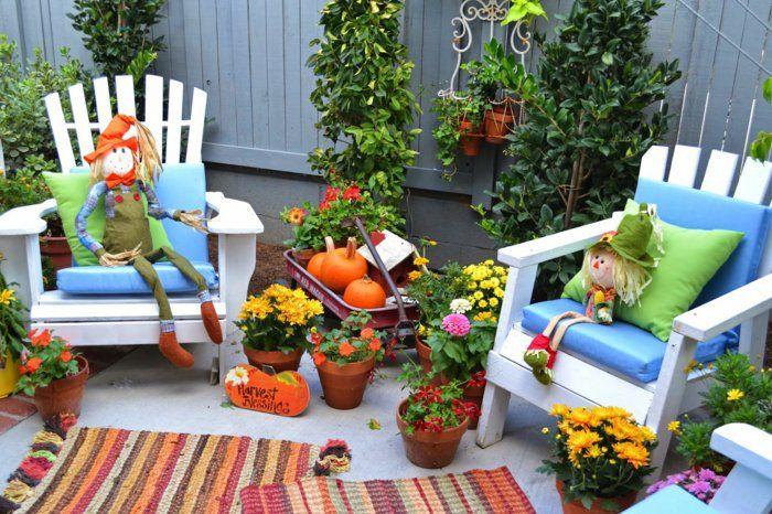 Gartengestaltung Garten Sich Erholen Dekoideen