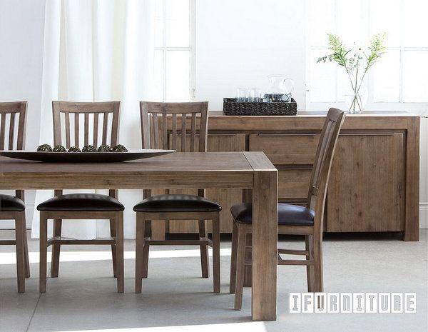 Perfect HAMBURG Acacia 180/ 200 Dining Set , Dining Room, NZu0027s Pioneering Online  Furniture Shop