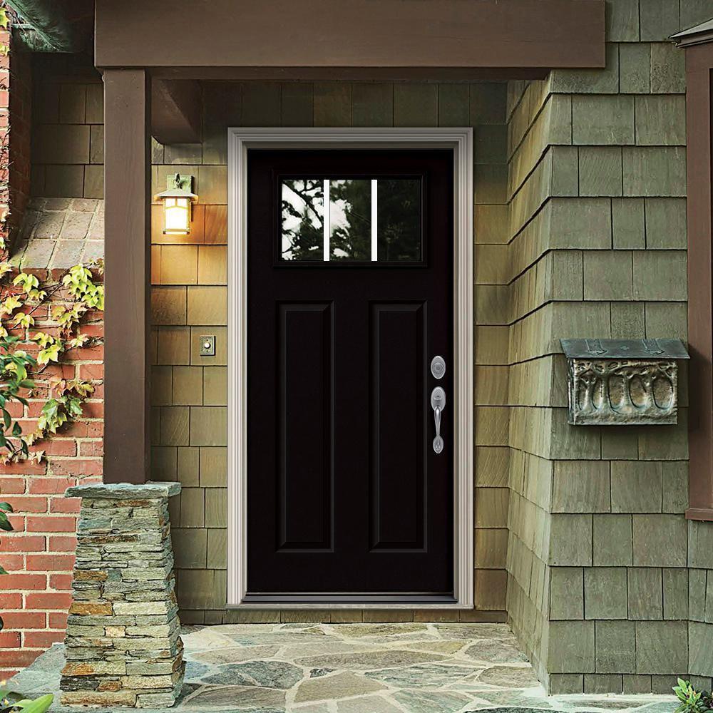 Jeld Wen Craftsman Exterior Door