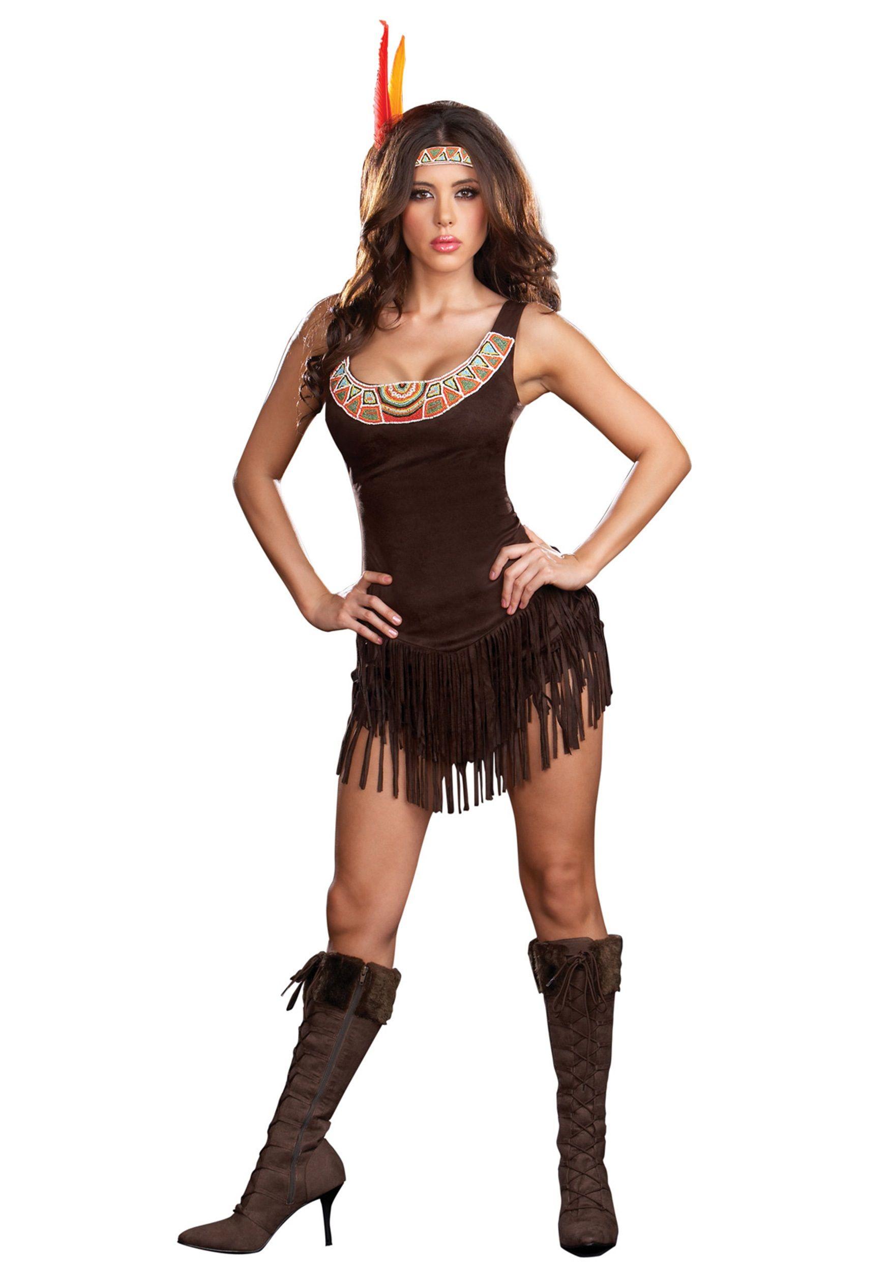 Sexy Pocahontas Costume | Sexy pocahontas costume, Pocahontas ...