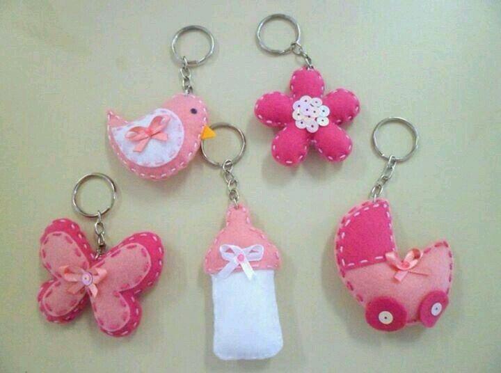 Baby Shower Keyrings ~ Recuerdos baby shower babies ❤⭐ babies