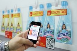 P&G set up virtual stores in Prague subway stations, allowing consumers to buy their products while waiting for the train.