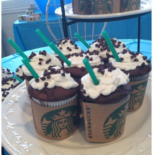 Kaffee In Meiner Nahe Jackson Ms Lange Kaffeemaschine Fur Party Dessert Party Starbucks Cupcakes Starbucks Geburtstag