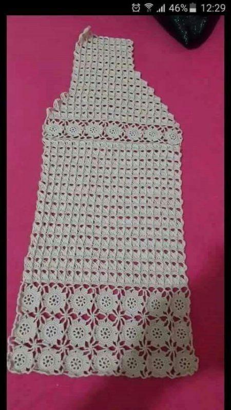Tığ İşi Yelek Modelleri 14 | cloth crochet | Pinterest | Kleidung ...