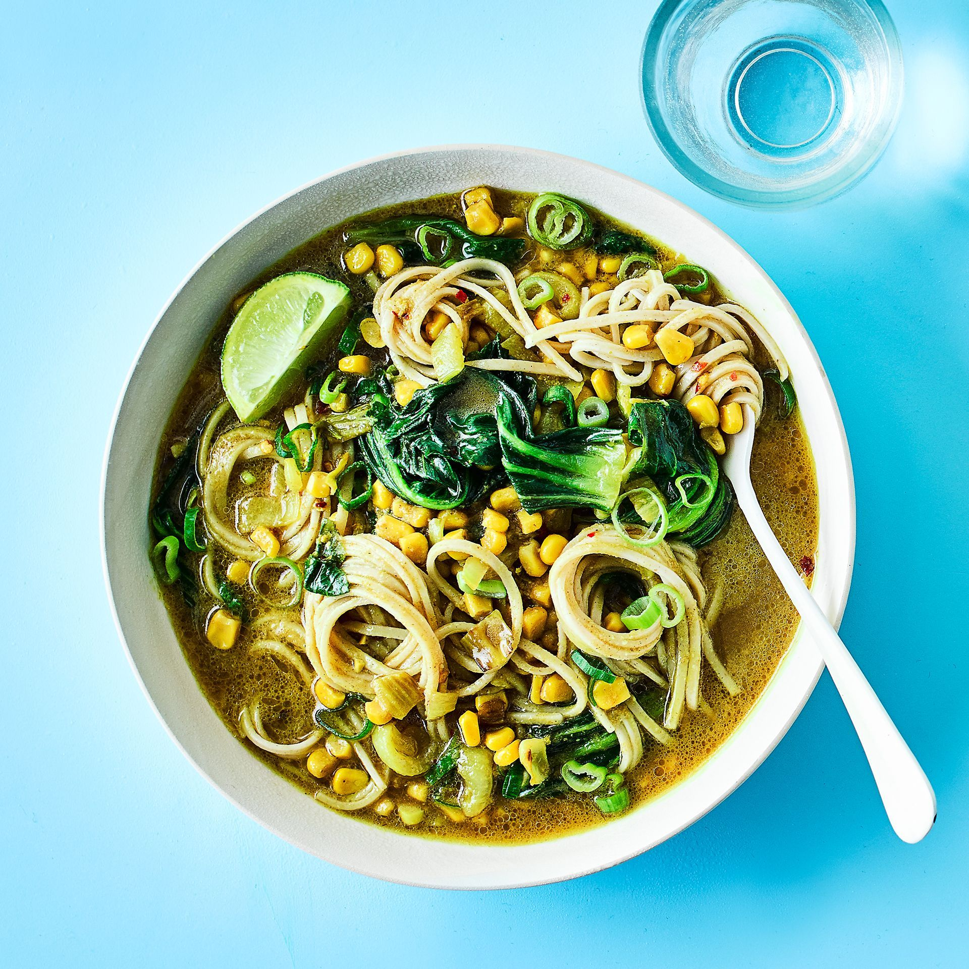 A quick and easy Sunny Sweetcorn Noodles recipe, from our authentic Asian cuisine collection. Find brilliant recipe ideas and cooking tips at Gousto #sweetcornideas A quick and easy Sunny Sweetcorn Noodles recipe, from our authentic Asian cuisine collection. Find brilliant recipe ideas and cooking tips at Gousto #sweetcornideas