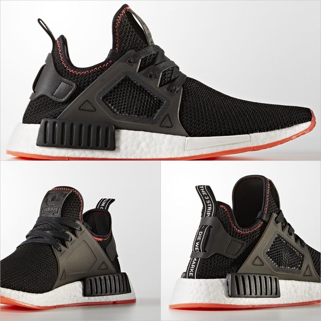 ADIDAS NMD XR1 OREO PK MEN'S BLACK Nice Kicks Shop