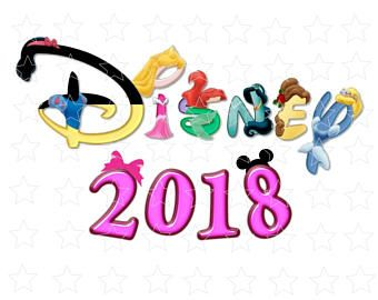 Disney 2018 Mickey Mouse Ears Design World Family Vacation Inspired Party Iron On Transfer