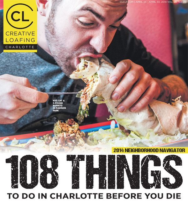 108 Things to do in Charlotte - Looking for something to do?! This is perfection.