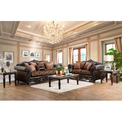 Astoria Grand Dolton Living Room Collection