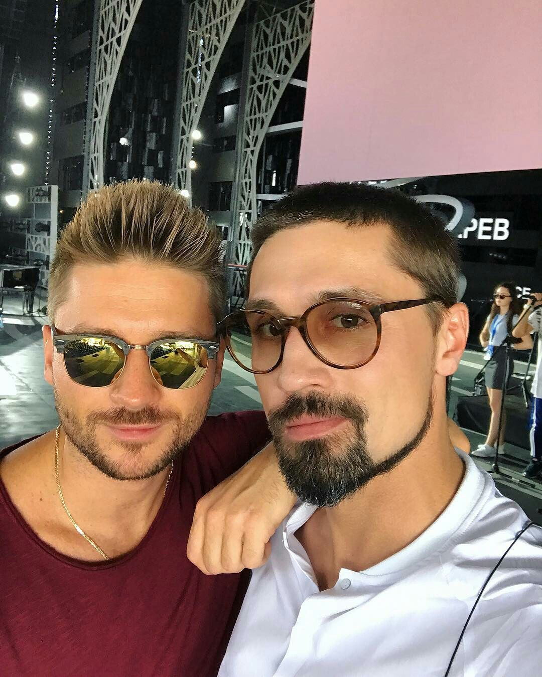 The son of Sergei Lazarev shows artistic inclinations 09.02.2018 47