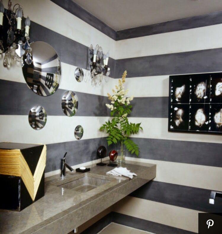 Mirrors & lines (con imágenes) | Decoracion cuartos de ...
