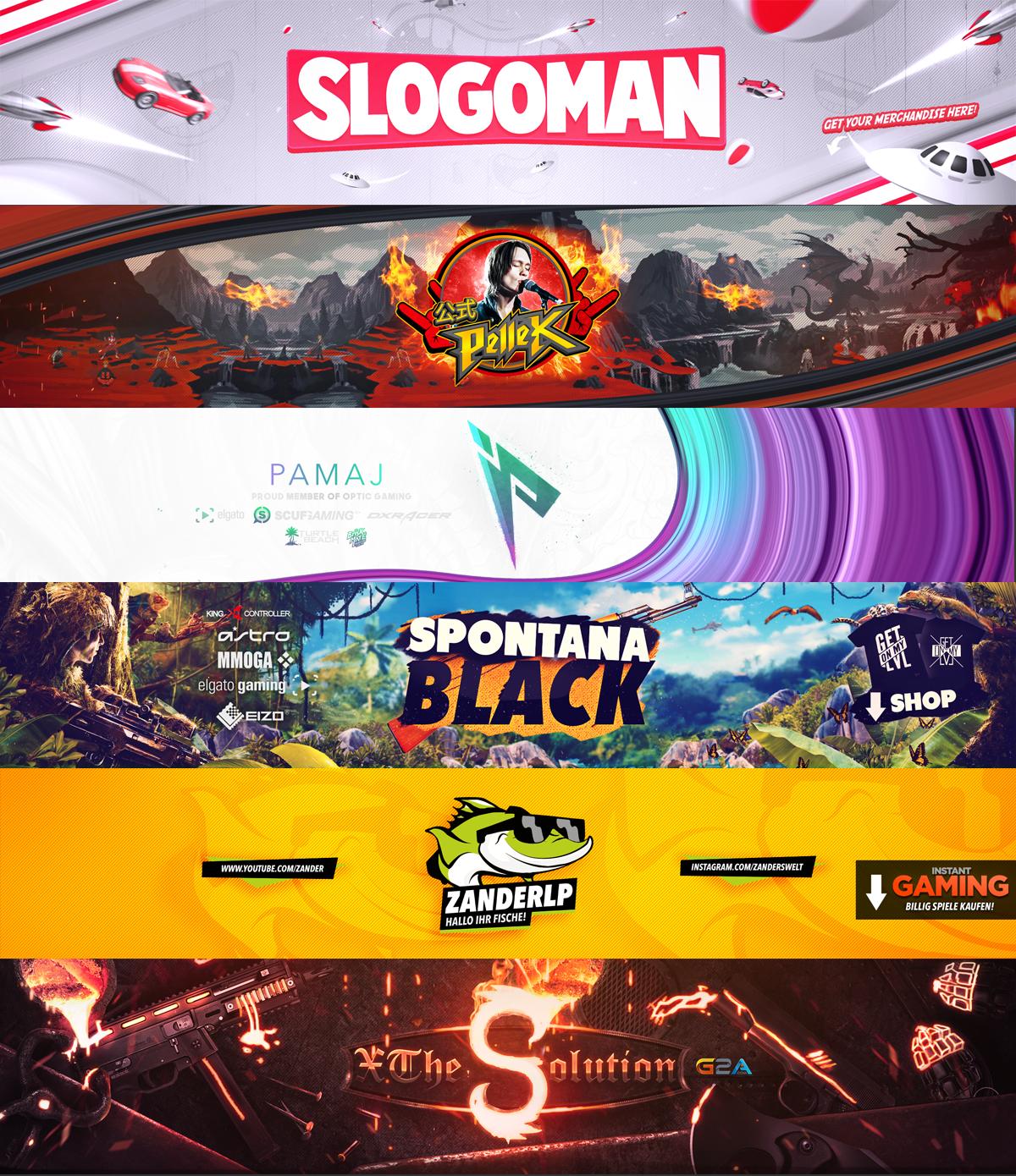 Banner Design Behance Web Ads