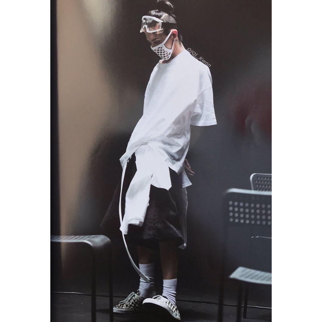 【G-DRAGON - KWON JI YONG MAKING COLLECTION】 @xxxibgdrgn #GDRAGON #지드래곤 #GD #지디 #권지용 #KWONJIYONG #개소리 #BULLSHIT #20170608 #6PM #NEWALBUM #無題#COUNTER#TRACKLIST#RELEASE #YG #權志龍 #xxxibgdrgn #PEACEMINUSONE #PMO #母胎 #ACTIII #MOTTE #모태 #BIGBANG #빅뱅 ©®qjqj_Kwon