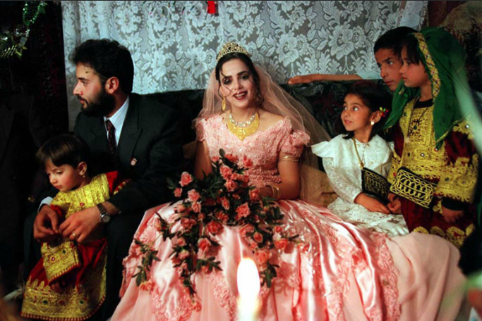 Afghan Wedding Traditions Around The World