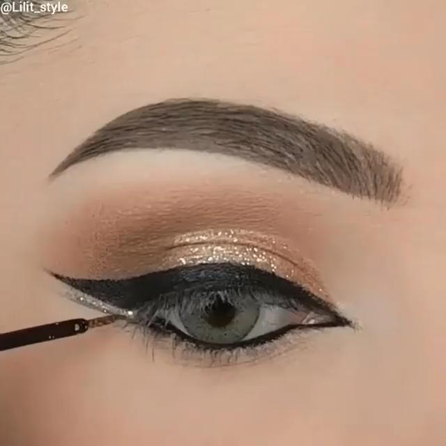 Photo of Beautiful Eye Makeup