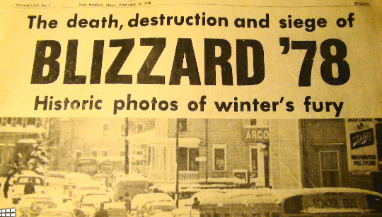 Surviving the Blizzard of 78