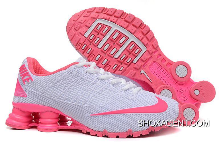 Nike Shox Turbo Womens White Pink Copuon W6PkN