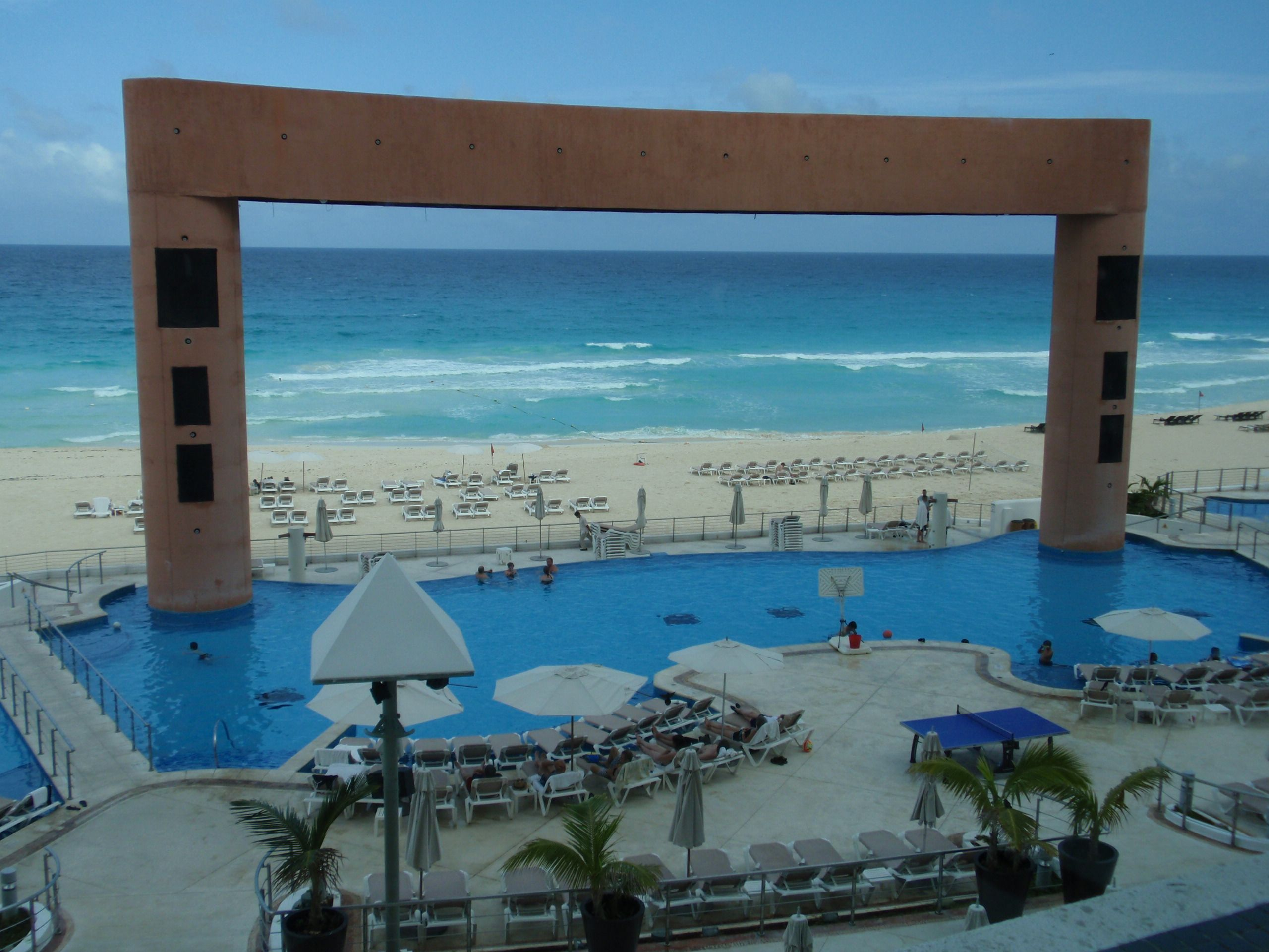Beach Palace Cancun Mexico I Want To Go Back Some Day