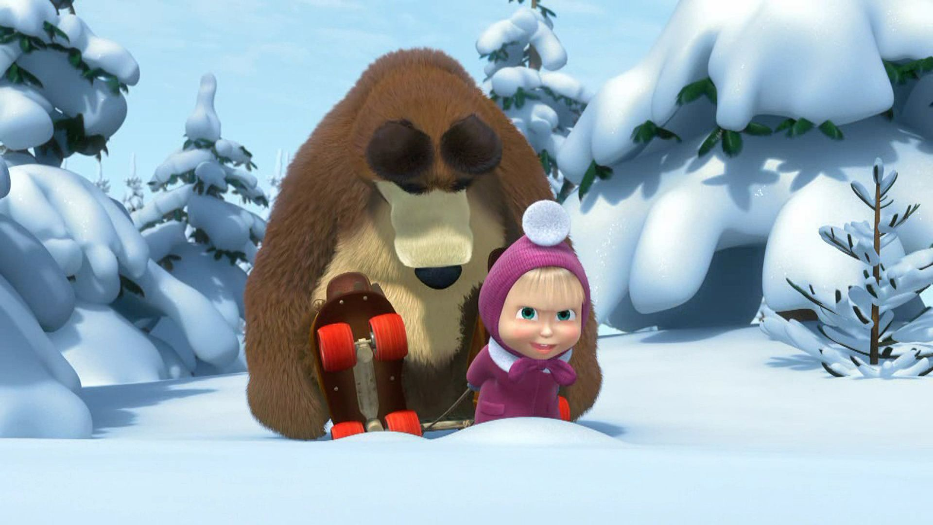 masha and the bear episodes download
