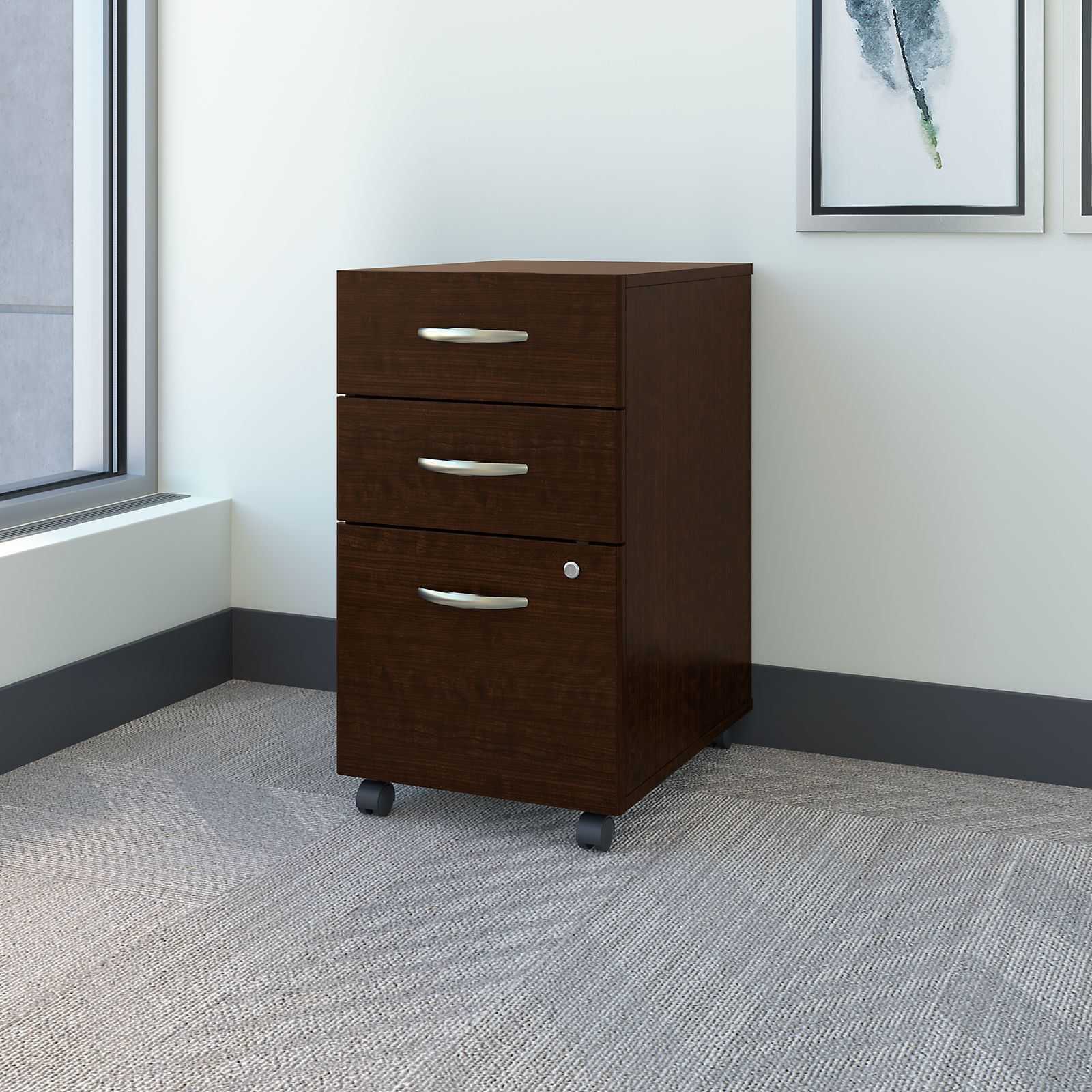 Series C Elite 3 Drawer Vertical Filing Cabinet