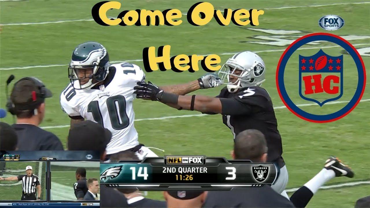 Nick Foles' Historic 7Touchdown Game! (Eagles vs. Raiders