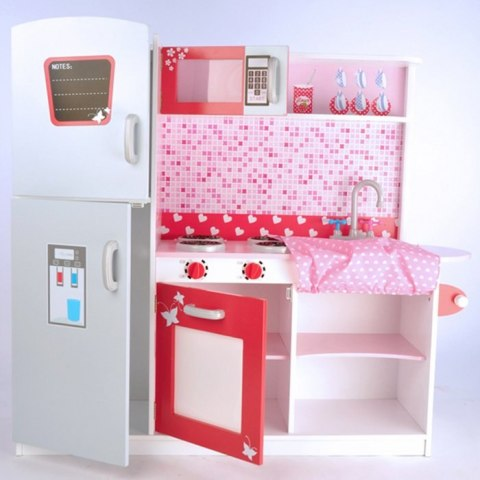 Kuchnia Drewniana Jola Lodowka Mikrofalowka Kitchen Appliances Kitchen Home