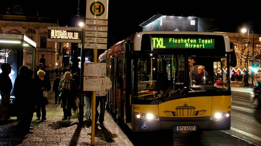 By Cheap Bus Or Train From Berlin Airports To Szczecin Stettin