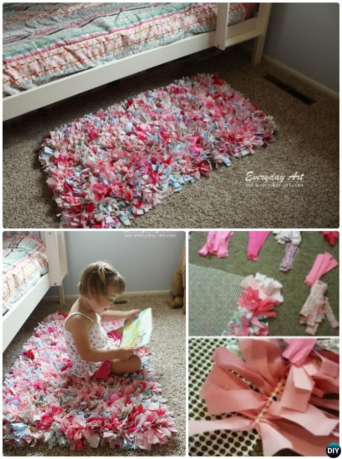 20 No Crochet Diy Rug Ideas Projects
