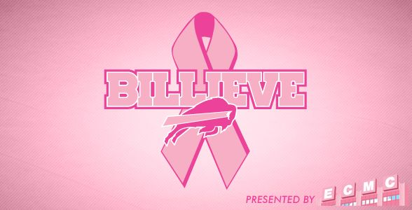 Bills Host Billieve Event For Breast Cancer Awareness
