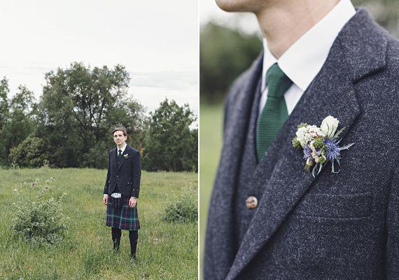 Handcrafted countryside wedding in Barcelona | Photo by Raquel Puras from 3 Deseos y Medio | Read more - http://www.100layercake.com/blog/?p=76863