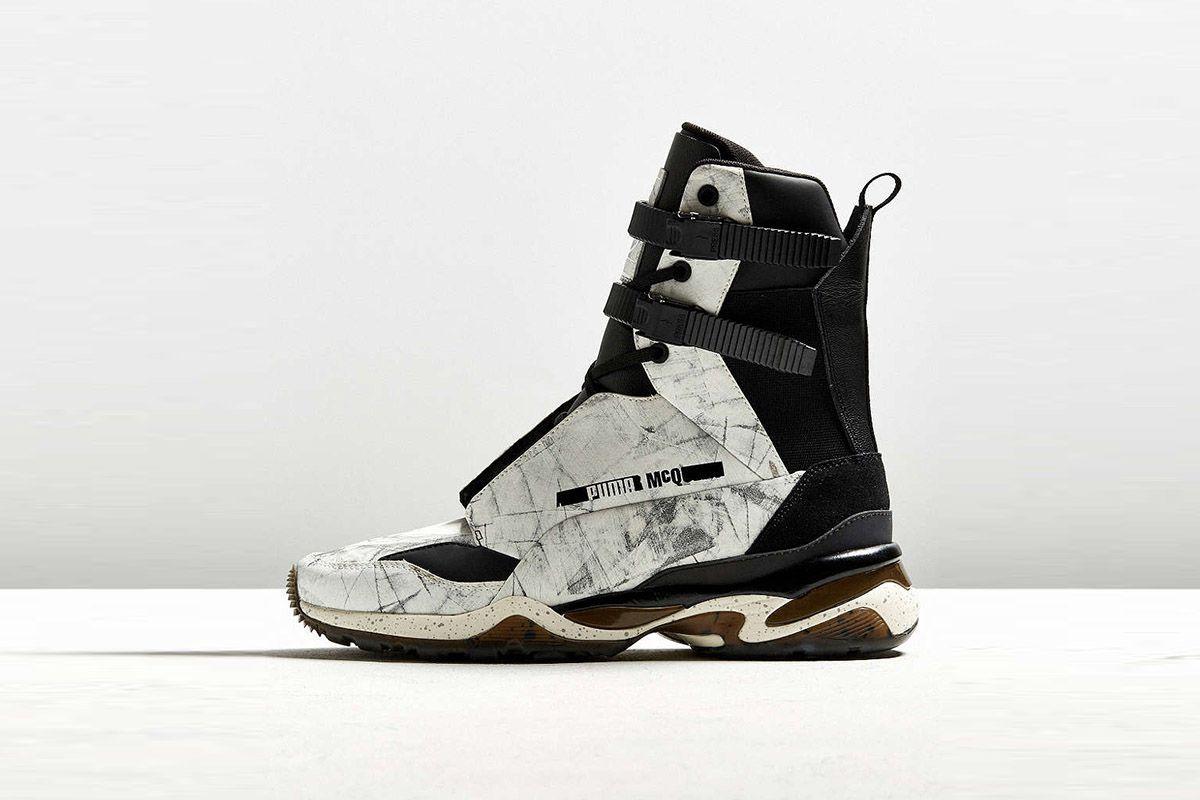 sale retailer 91b3b cd37a MCQ Alexander McQueen,Puma Tech Runner Mid | Footwear | Sneaker ...