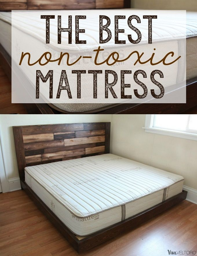 Typical mattresses contain so many chemicals but this is the best ...