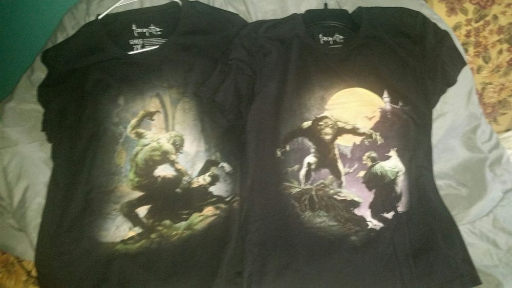 773a96a2e8e3f5 Fright Rags out of print Frank Frazetta Women 2X tees. Sold as is.  fashion   clothing  shoes  accessories  womensclothing  tops (ebay link)