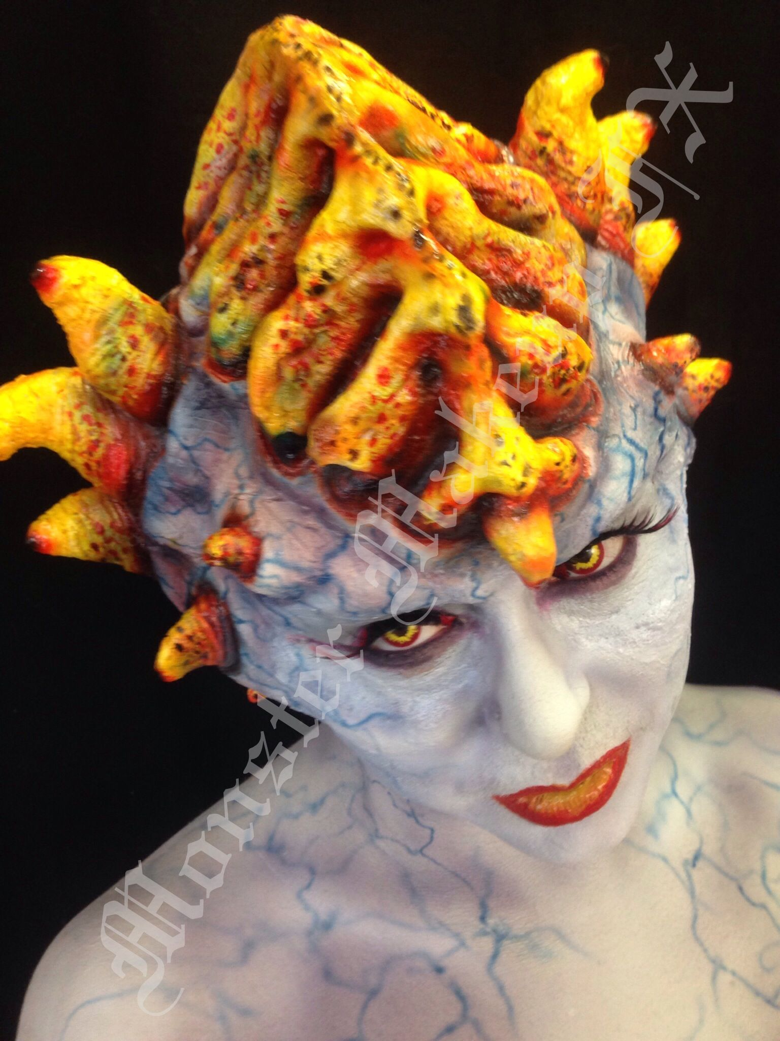 Monster Makeup FX Special Effects Makeup Special