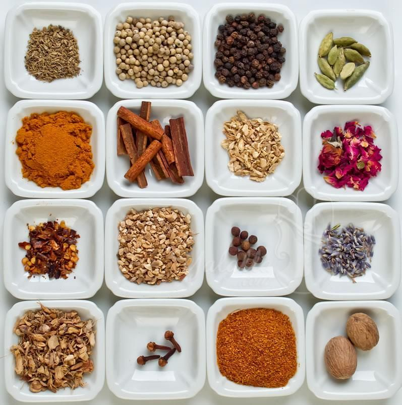 أسماء الاعشاب ومقابلاتها باللهجة المغربية موقع يا لالة Spice Recipes Moroccan Spices Moroccan Food