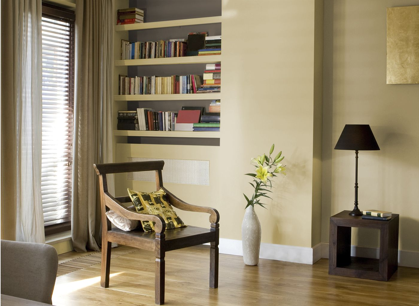 Paint Country Cream 40yy 72 164 Dining Room Glidden