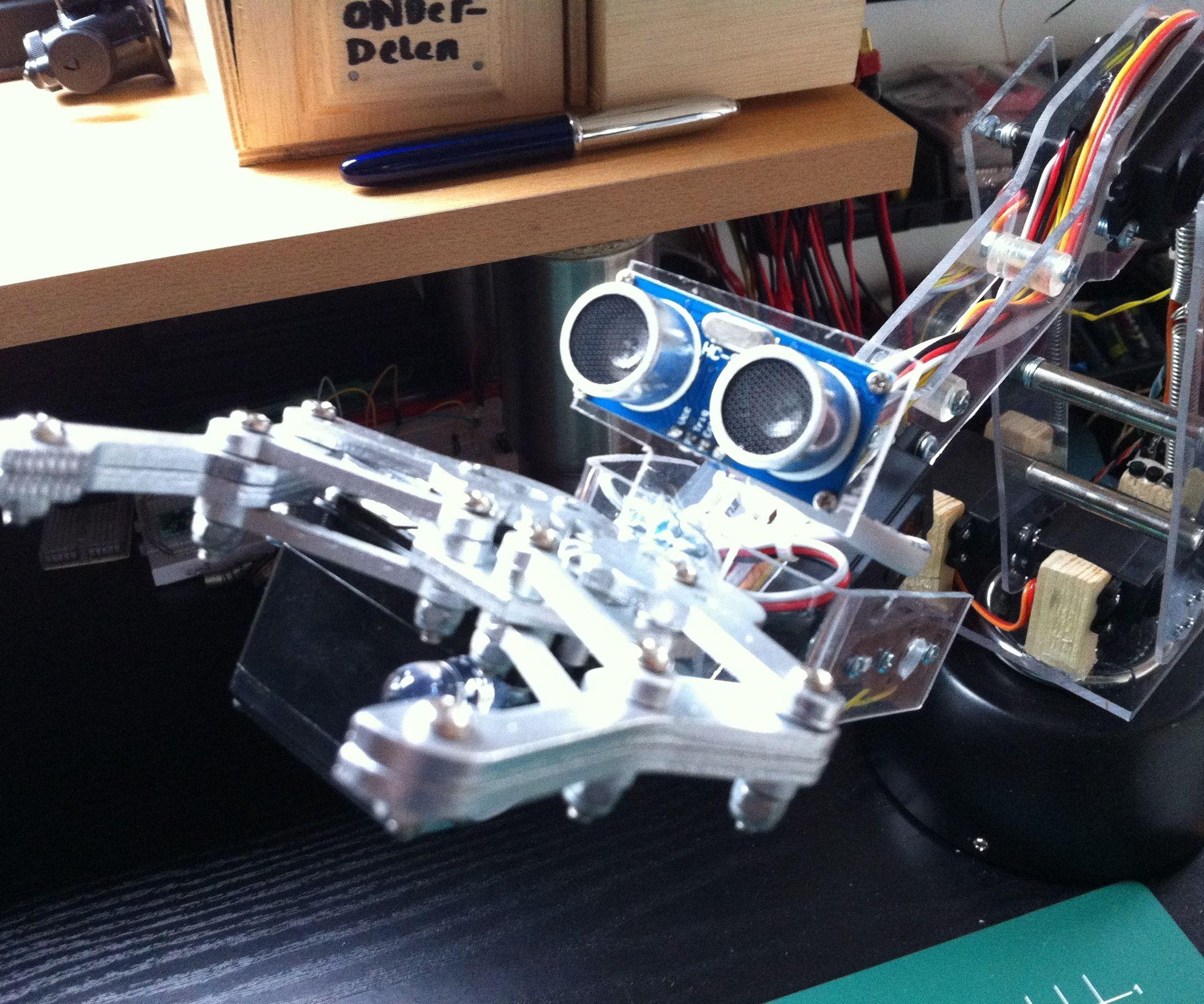 How to build a robotic arm robot arm diy robot robot