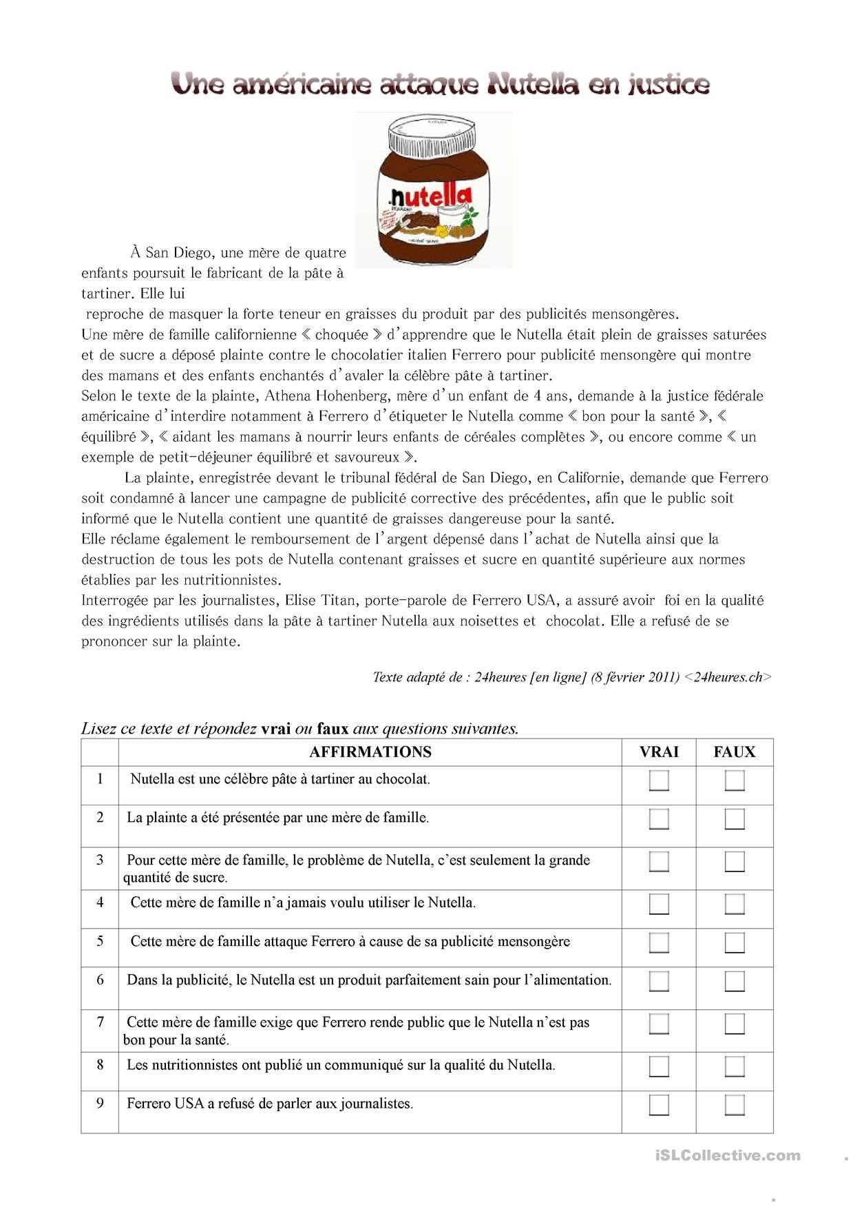 Compréhension De L Oral A2 One Click Print Document Con Imagenes Aprender Frances Idioma